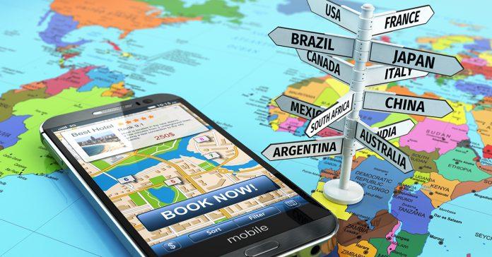 Travel Apps for smartphones