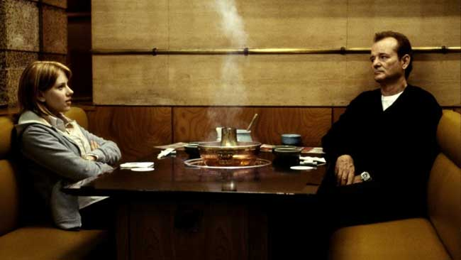 travel movies: Lost In Translation (2003)