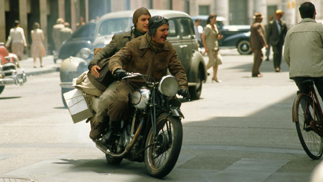 travel movies: The Motorcycle Diaries (2004)