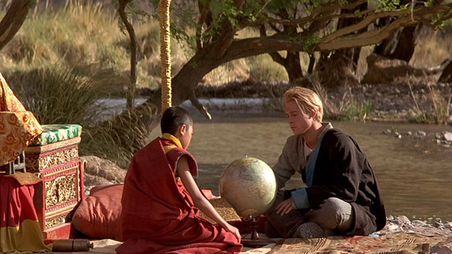 travel movies: Seven Years In Tibet