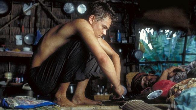 travel movies: The Beach (2000)