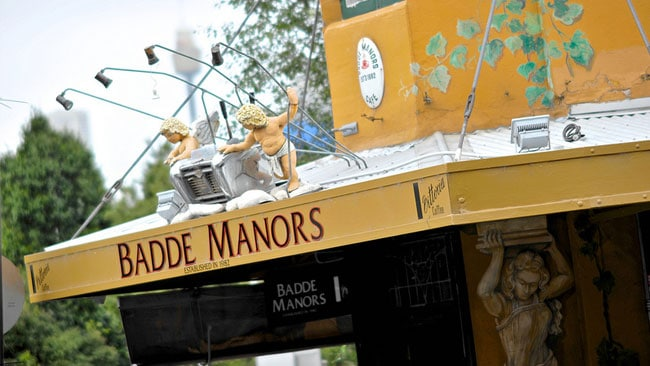 Badde Manors - Secret Sydney