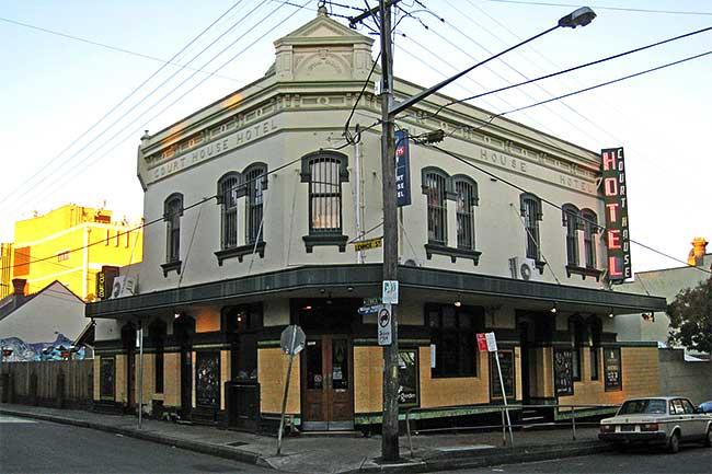 Courthouse Hotel Sydney Australia