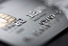 credit card with smart chip