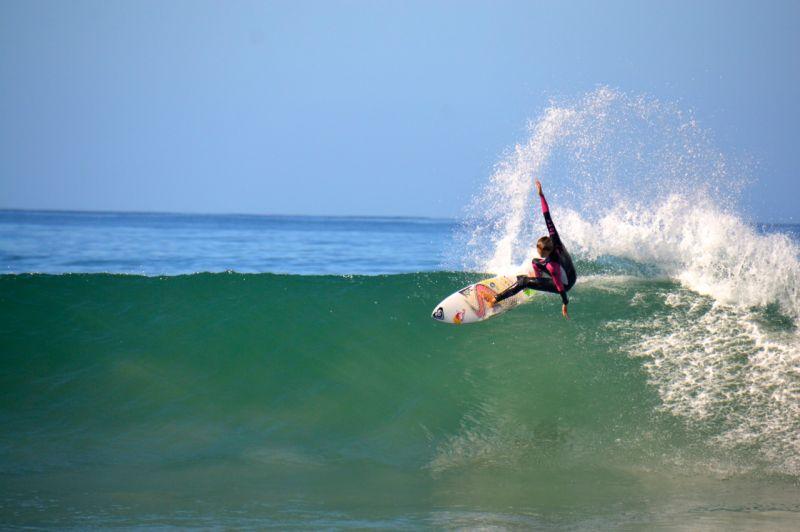 Surfing Australia Sally