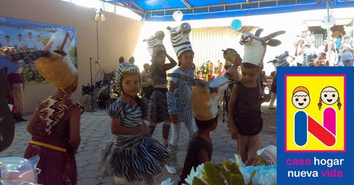 Casa Hogar Nueva Vida Orphanage