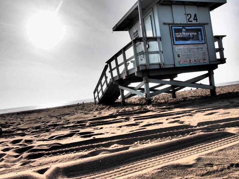 Lifeguard Station Venice Beach, CA