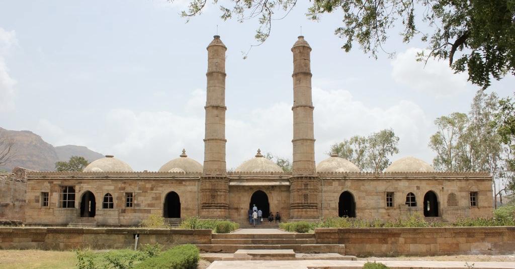Champaner-Pavagadh