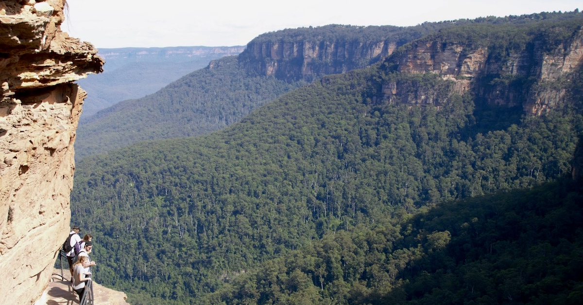 The Blue Mountains Sydney Australia