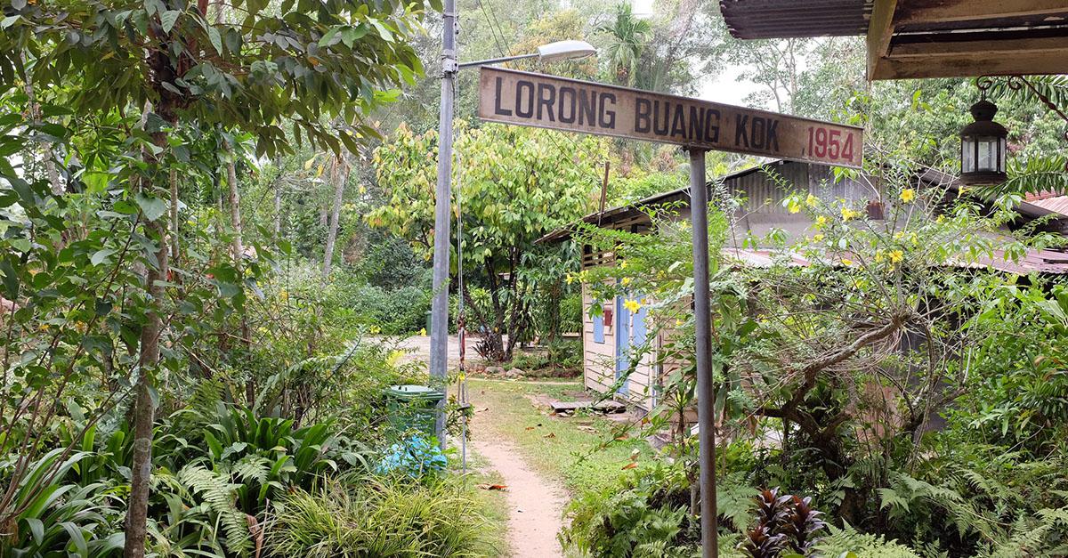 Lorong Buangkok Singapore