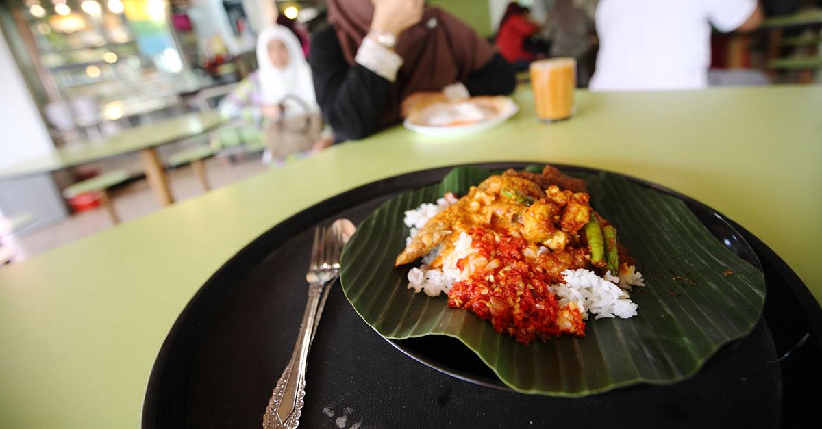 Sinar Pagi Nasi Padang Restaurant Singapore