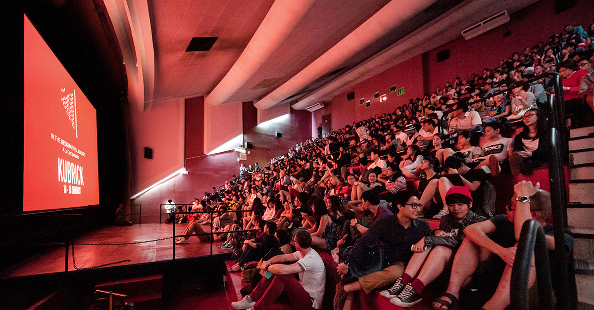 The Projector Theater Singapore