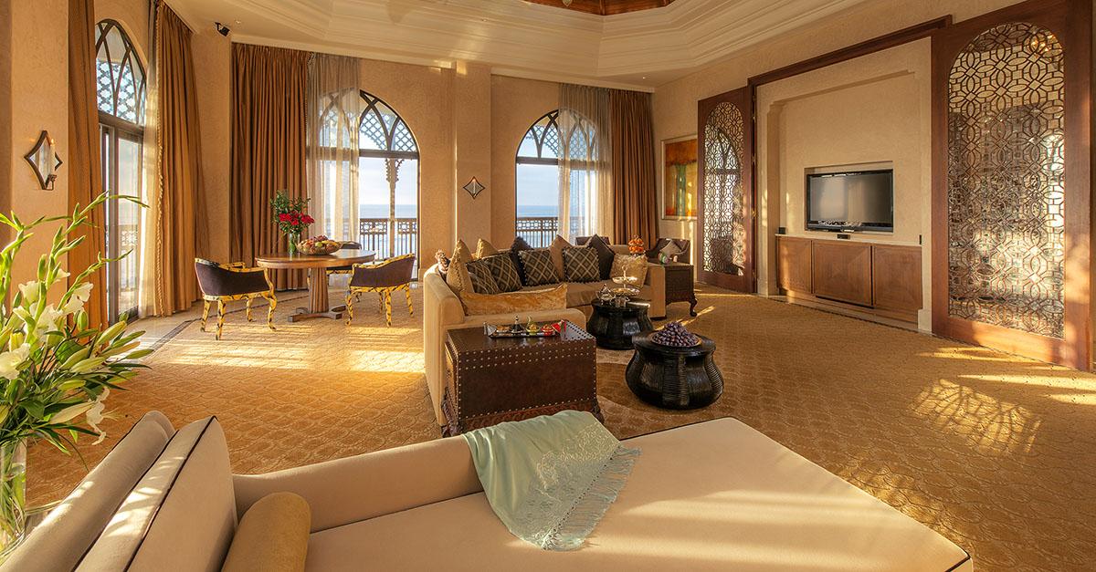 hotel resort room in moracco
