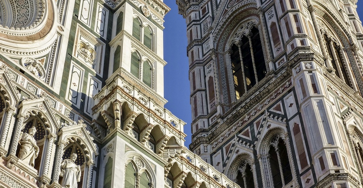 Giotto Bell Tower Florence Italy