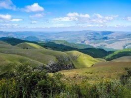 Vista of Mpumalanga South Africa