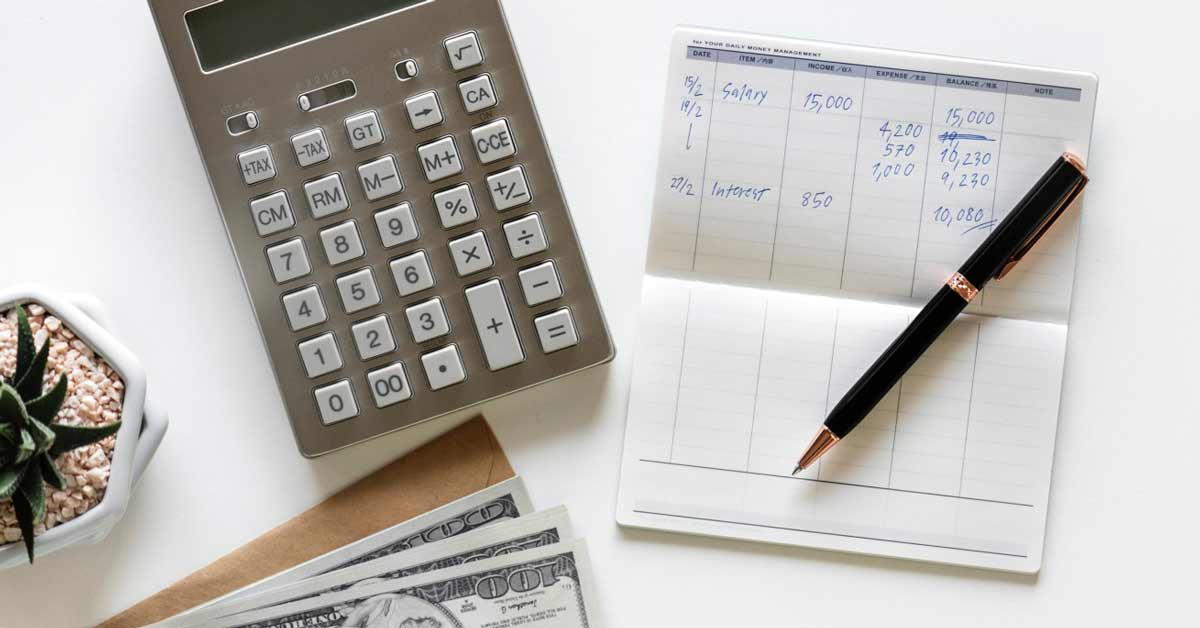 Calculating your budget for working abroad